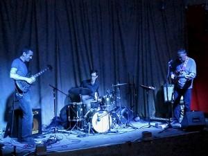 Fred Frith Trio