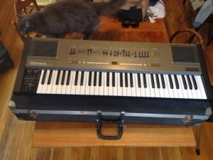 Cat and Roland HS