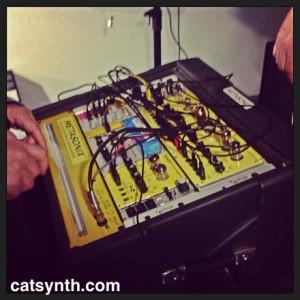 Metasonix modular synth