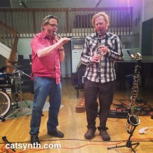 Chris Broderick and Ralph Carney