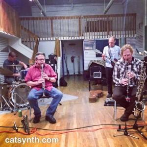 Chris Broderick farewell quartet