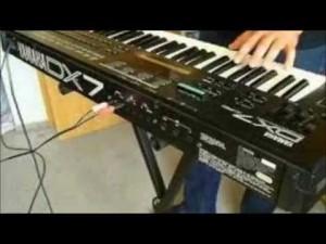 Yamaha DX7 tribute