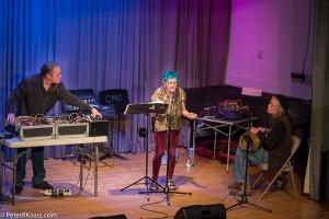 Doug Lynner, Ruth Weiss, Hal Davis