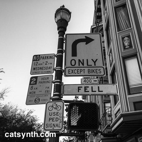 Fell Street, San Francisco