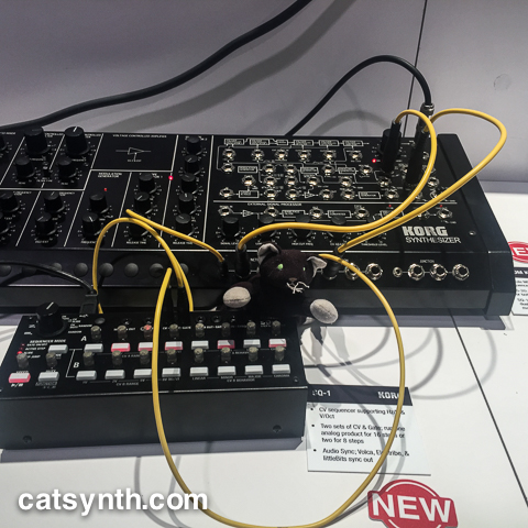 MS20-M kit and SQ-1 sequencer
