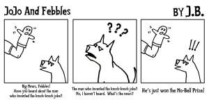 JoJo and Febbles