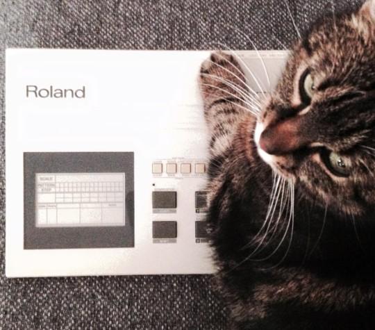 Cat and Roland 626