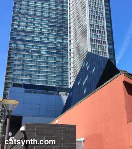 Contemporary Jewish Museum and environs, San Francisco