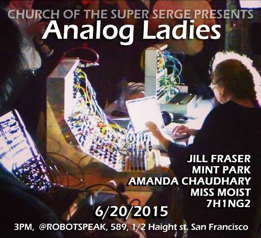 Analog Ladies