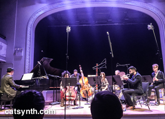 Wayne Horvitz and ensemble at Roulette