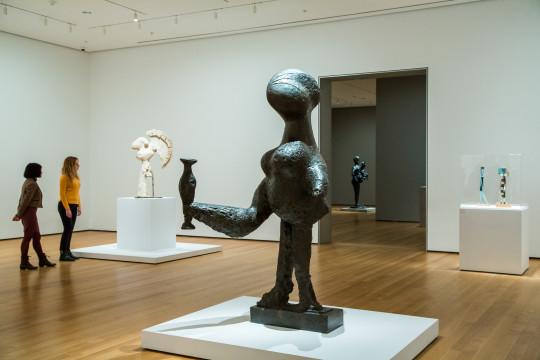 MoMA - Pablo Picasso Sculpture 2015