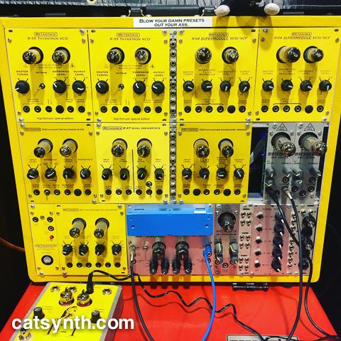 Metasonix modules