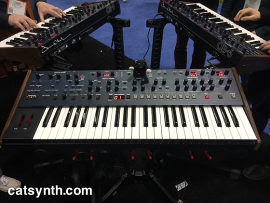 OB-6 synthesizer
