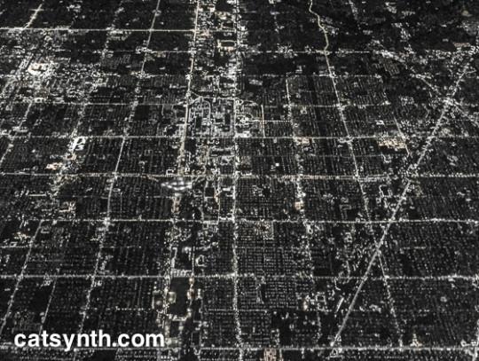 Grid, Detroit suburbs