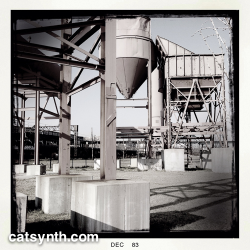New York Cement Plants : Bronx archives catsynth
